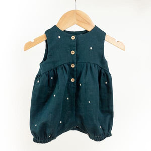 Ikatee Madrid playsuit dress