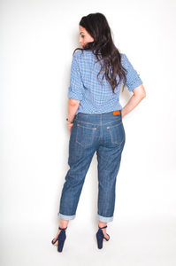 Closet Case Morgan jeans pattern