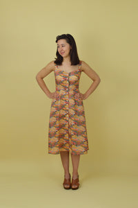 Nina Lee Kew dress and skirt
