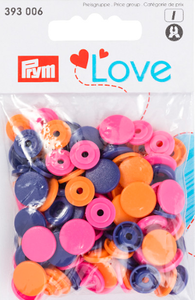 Prym Love Colour Snaps