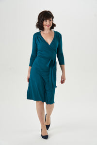 Sew Over It Meredith wrap dress