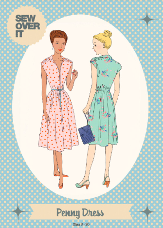 Sew Over It Penny dress