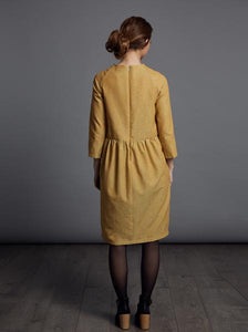 Avid Seamstress The Gathered Dress