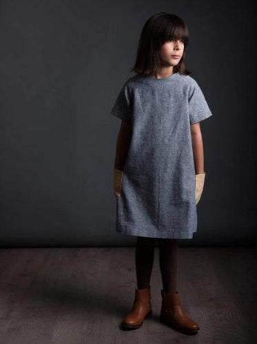 Avid Seamstress Kids Raglan Dress