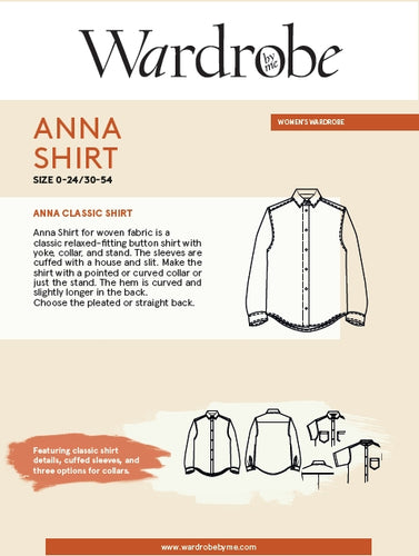 Wardrobe by me Anna shirt