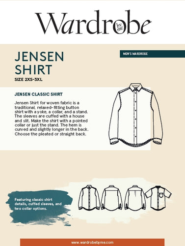 Wardrobe by me Jensen Shirt