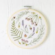 Hawthorne Handmade Wildwood Embroidery Kit