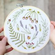 Load image into Gallery viewer, Hawthorne Handmade Wildwood Embroidery Kit