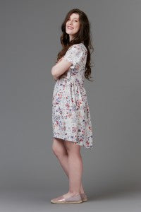 Deer and Doe Myosotis dress