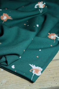 Eglantine et Zoe Windy pine green