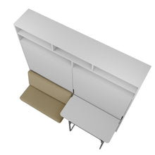 Load image into Gallery viewer, Miraldi Longa - Wall Bed With Sofa & Desk