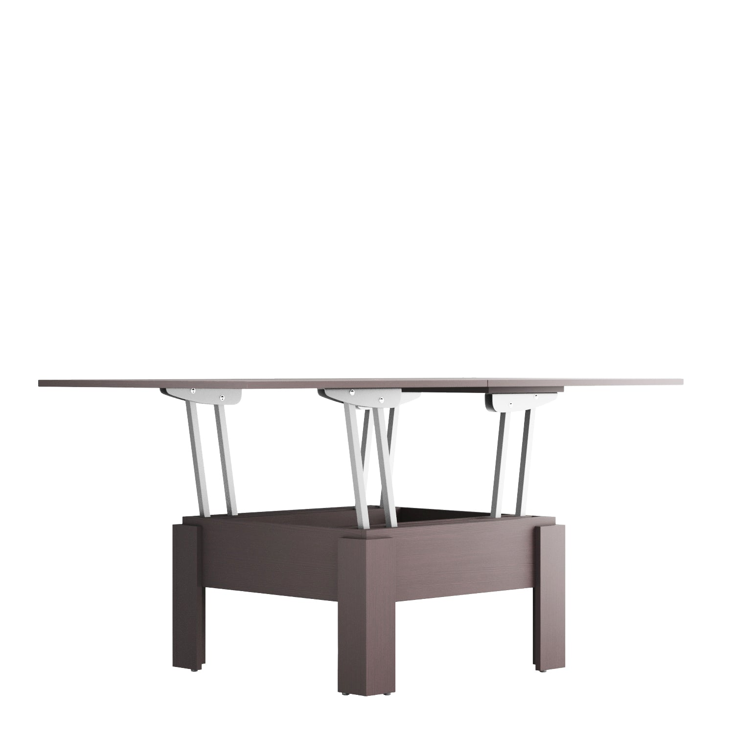 Lift Top Transforming Coffee Table To Dining