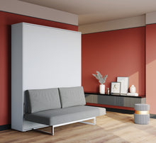 Load image into Gallery viewer, Majestic - Murphy Bed with Sofa