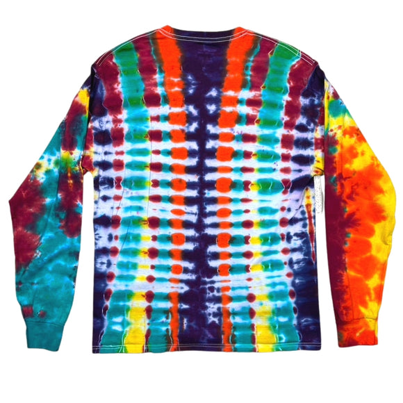 The Rainbow Zipper L/S Tee