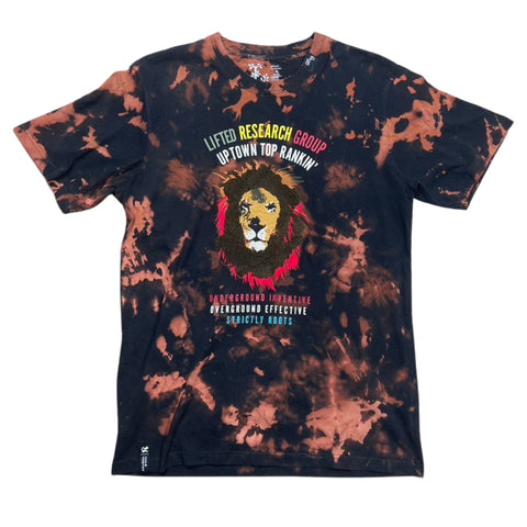 Lrg Embroidered Lion S/S (XL)
