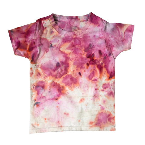 The Pretty in Pink Watercolor Tee (2/3 T)