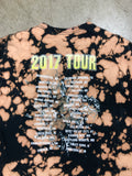 Def Leppard Bleached Out Tour Tee