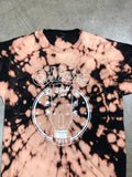 Heart Radial Bleach Tour Tee