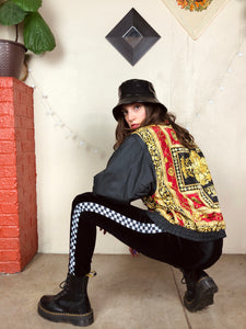 Baroque Printed Ultimate 90s Windbreaker