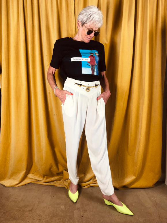 80s Yacht Embellished Trouser