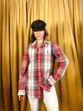 RL Christmas Plaid Button Down