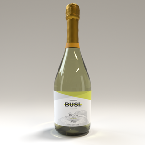 BUSL - Pear Cider - (Pirum) - 750mL