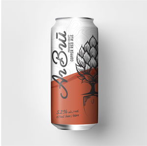 NEW - Premium Craft Copper Red Ale  - 473mL Cans!