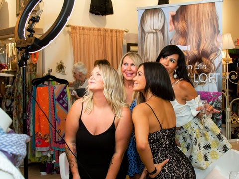 Private Shopping Party at Audreys of Naples 006
