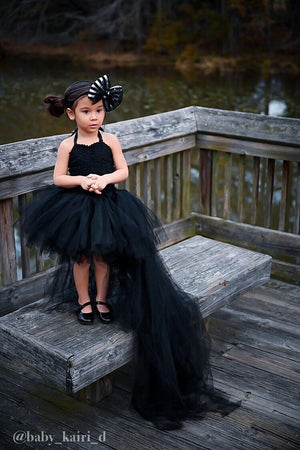 Adrienne Dress - Sizes (6M-14) - Different colors available via Custom Orders