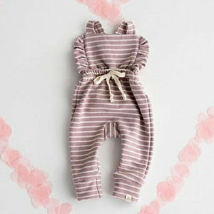Sadie Jumpsuit - Sizes (6M-3T) - Different Color Variations