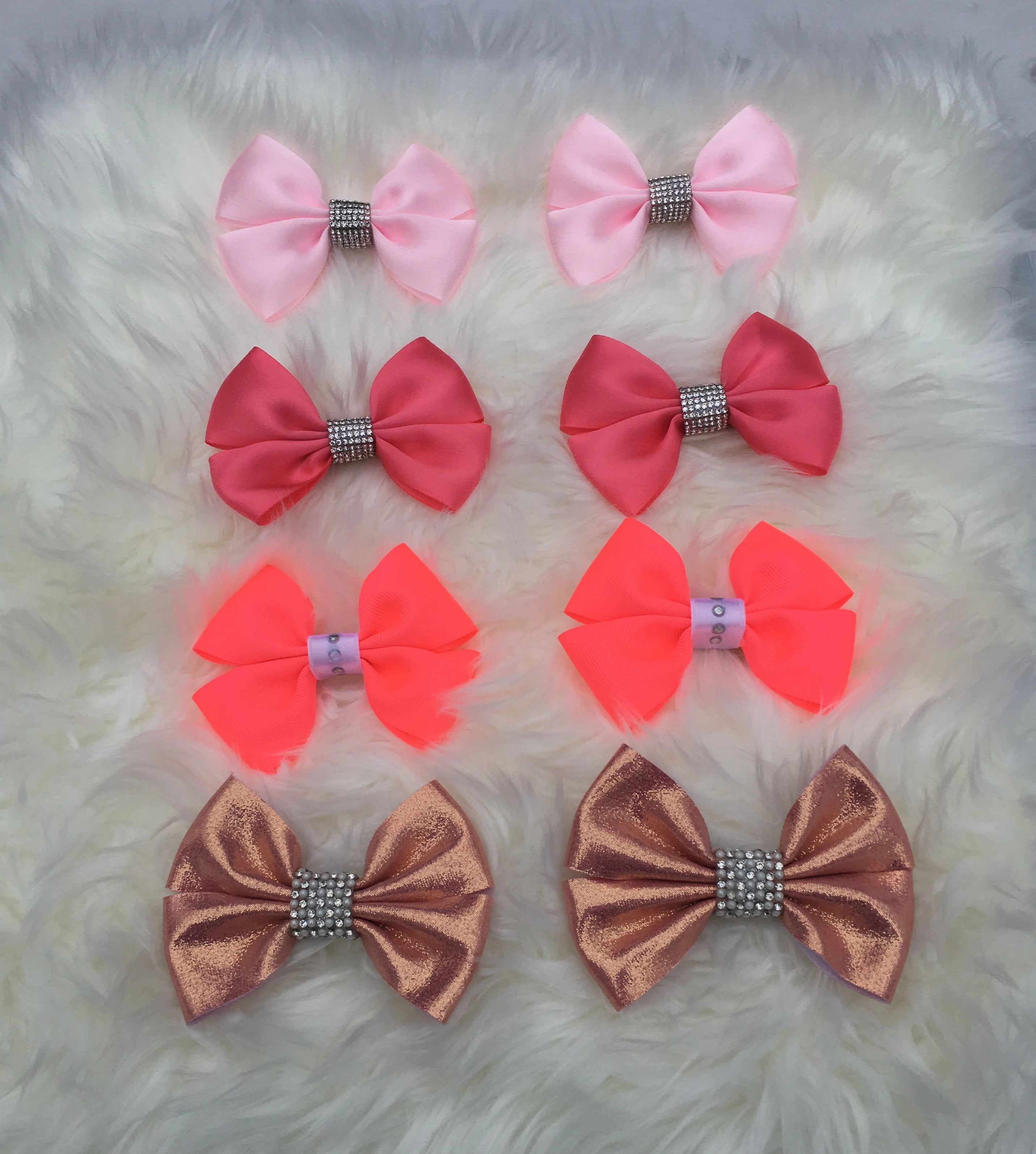 Pinky Promise Handmade Piggies (4 Different Styles/Colors) (US Fast Shipping) (BUY 2 SETS GET 1 SET FREE)