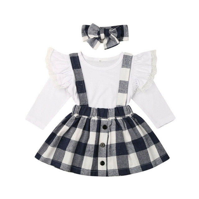 School is Cool 3-Piece OutFit - Sizes (12M-5T)