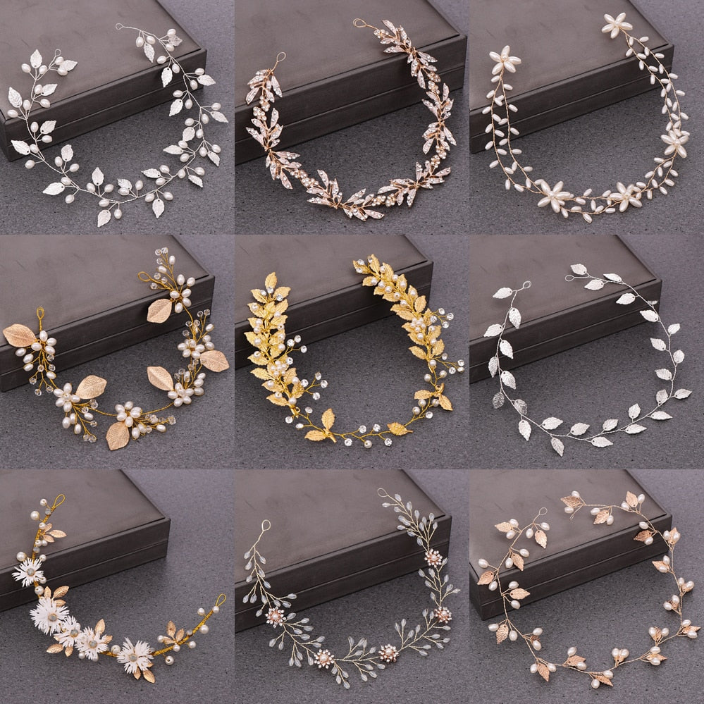 It's a Princess Thing Hair Jewelry - So Many Gorgeous Designs (BUY 2 GET 1 FREE)