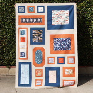 Gallery Wall Quilt