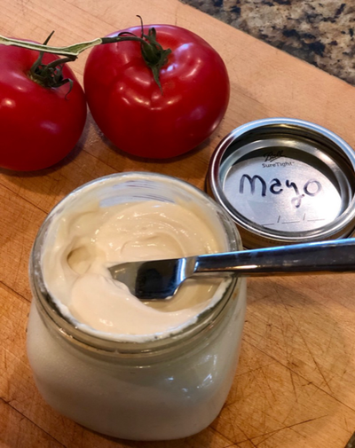 Make Your Own Mayo!