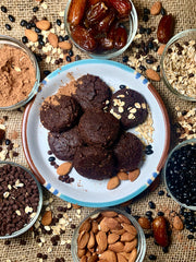 Double Chocolate Black Bean Cookies - Tracy's REAL Foods