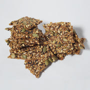 Raw Buckwheat Pizza Crackers - Tracy's REAL Foods