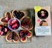 Gluten-Free, Date-Sweetened LOVE YOUR HEART COOKIE KITS