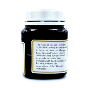 Pitcairn Island Pure Honey 250g - Beelixir Rare Honey Mad Honey