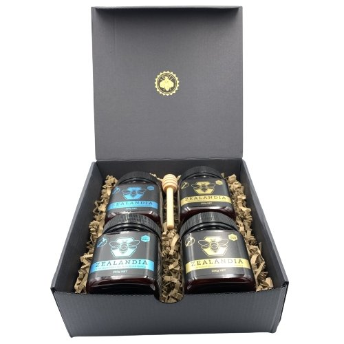 Prestige Manuka Honey box - Beelixir Rare Honey Mad Honey