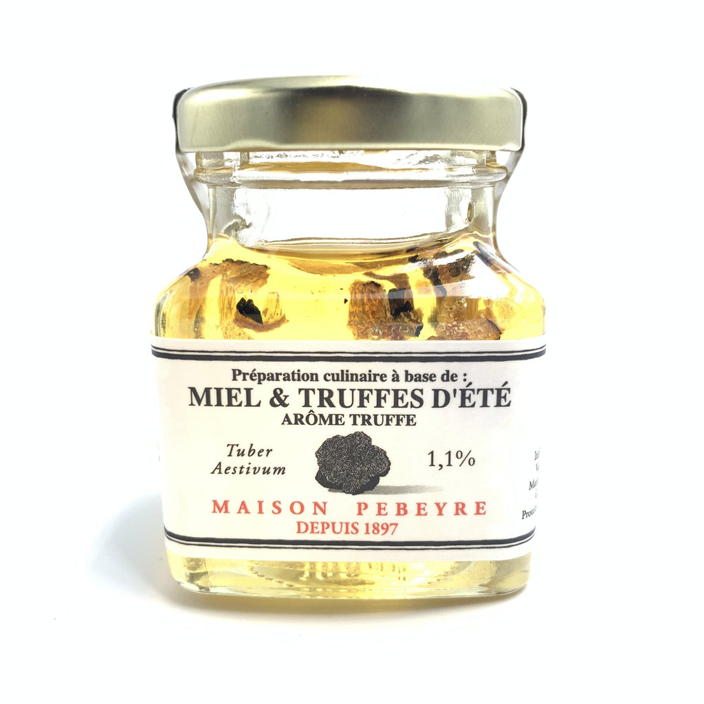 Truffle Honey - Acacia honey with truffles 120g - Beelixir Rare Honey Mad Honey