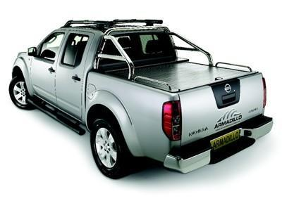 Nissan Navara (D40M) Canister Lid 2005-2015