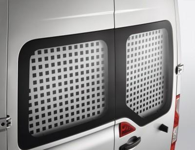 Nissan NV400 (X62) Protection Grilles for rear windows