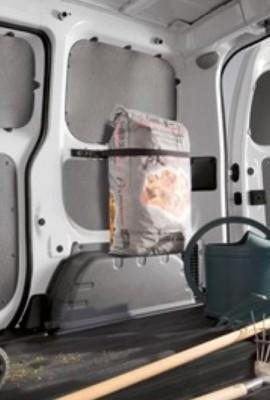 Nissan NV200/e-NV200 Cargo Protection 2-Part (for rear quarter panels)