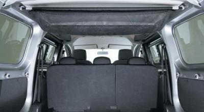 Nissan NV200 Multi-Partition Net