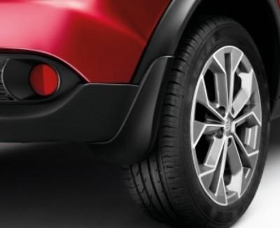 Nissan Juke Mudguards Set, Rear