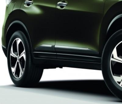 Nissan X-Trail (T32) Body Side Mouldings (paintable) 2014-2017