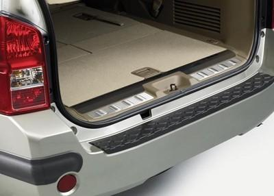 Nissan Pathfinder (R51M) Tailgate Entry Guard