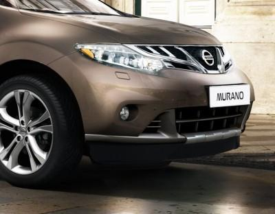 Nissan Murano (Z51) Styling Plate, Front 2011-