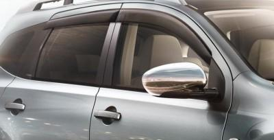 Nissan Qashqai (J10E) Wind Deflectors Set of 4 2006-2013